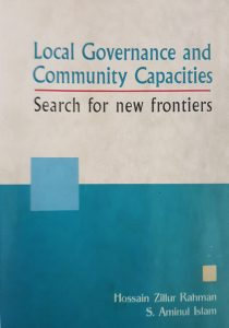 Local Governance and Community Capacities Search for new frontiers